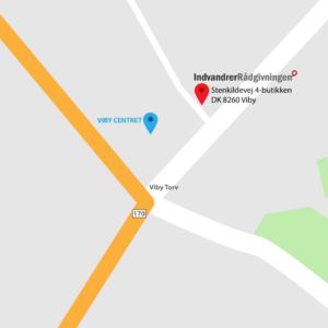 Stenkildevej 4-butikken DK 8260 Viby (Ved Viby torv og overfor Viby centeret) Bus: 1A 4A 6A 11 14 200, letbane L2.